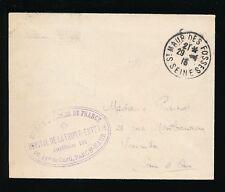 FRANCE 1916 MILITARY HOSPITAL TRIPLE ENTENTE AUX 194