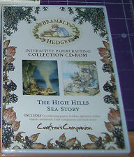 NEW!!!! Brambly Hedge The High Hill & Sea Story cd