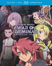 TENCHI MUYO! WAR ON GEMINAR - COMPLETE SERIES - BLU RAY - Region A
