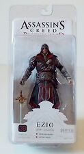 NECA - Assassins Creed - Brotherhood : Ezio - Ebony Assassin Action Figure