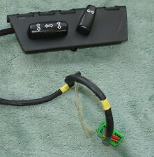 "Volvo S80 S60 V70 XC90 Driver LH Seat Adjustment Switch w/memory ""BLACK""39980245"
