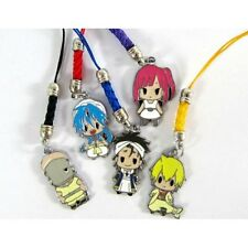 Set 5 Strap / Phonestrap Magi The Labyrinth Of Magic