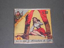 IL PICCOLO SCERIFFO nr.11 originale 1^ edizione Ed. TORELLI 18/06/1954 L. 20