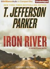 Iron River by T. Jefferson Parker (2010, CD, Unabridged)