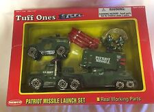 TUFF ONES STEEL Patriot Missile and Hummer Launch Set New in Box REMCO #11317