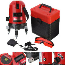 Professional Automatic NIVEL LASER Measure XD 5 Line 6 Point 4V1H para Many Uses