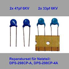Netzteil-Reparaturset für DPS-298CP-4A (für PHILIPS 42PFL7404, 42PFL8404 H/12)