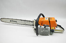 "Stihl MS 660 MS660 24"" Gas Powered Chainsaw Powerhead Chain Saw Bar"