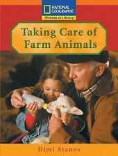 Windows on Literacy Step Up (Science: Animals Around Us): Taking Care of Farm An