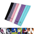 1Pair Cooling Arm Sleeves Cover UV Sun Protection Golf Basketball Sports Stretch