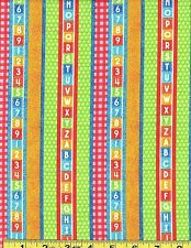 Spectrix Fabrics  Sesame  Street  100 % Cotton Fabric   226133 mul1  By The Yard