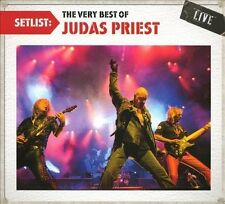JUDAS PRIEST - SETLIST : THE VERY BEST OF LIVE - CD!