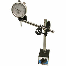 Dial test indicator DTI gauge & magnetic base stand clock gauge TDC  TE107TE108