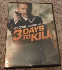 3 Days to Kill (DVD, 2014), graphic