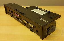 Dell Docking Station E-Port Plus Replicator PR02X E6400 E6410 E6500 0HJVX1 K09A