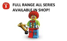 Lego minifigures circus clown series 1 (8683) unopened new factory sealed