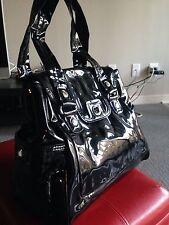 Marc By Marc Jacobs Black Patent Leather Handbag Shop Bop Saks Neimans