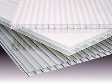 4mm Polycarbonate greenhouse replacement sheets 10 sheets
