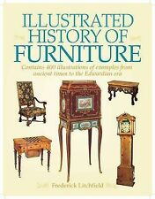 The Illustrated History of Furniture, Frederick Litchfield, New Condition