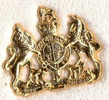 Lapel Badge  ROYAL NAVY Warrant Officer