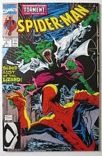 Spider-Man #2 (Sep 1990, Marvel) (C5206) Arachknight Retures Torment Part 2 of 5