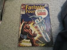 FANTASTIC FOUR #55 4TH APPEARANCE OF SILVER SURFER AWESOME COVER!!!