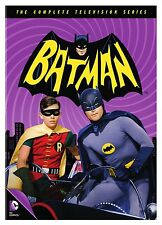 NEW Batman: The Complete Television Series TV Box Set (DVD, 2014) Season 1 2 3