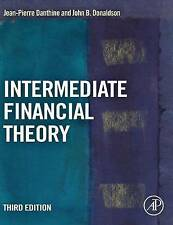 Intermediate Financial Theory, Danthine, Jean-Pierre