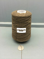 200G BROWN 2/20NM 95% WOOL 5% CASHMERE YARN M350X