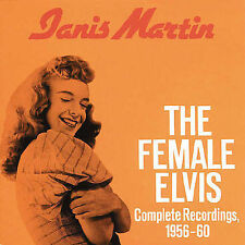 The Female Elvis: Complete Recordings 1956-60 by Janis Martin (50s) (CD,...