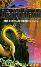 Dragoncharm: The Ultimate Dragon Saga, By Edwards, Graham,in Used but Acceptable
