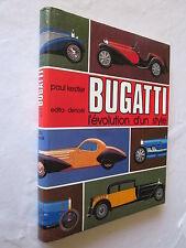 AUTOMOBILE: BUGATTI L'EVOLUTION D'UN STYLE par PAUL KESTLER