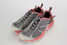 Columbia Outpost Hybrid 2 TR Running Shoes Silver/Salmon Women's 8.5 BL3669-031