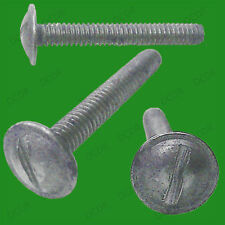 "10x 7/8"" x 1/8"" M3 Steel Washer Head Whitworth Slotted Screws"