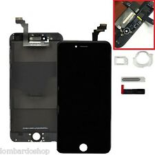 TOUCH SCREEN VETRO LCD DISPLAY RETINA SCHERMO PER APPLE IPHONE 6 PLUS NERO