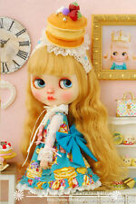 BHC FN670 Pancake Lolita Dress Set for Kenner Blythe doll outfit