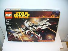 LEGO Star Wars ARC-170 STARFIGHTER Set 7259 New Sealed Rare Clone Pilot Minifigs