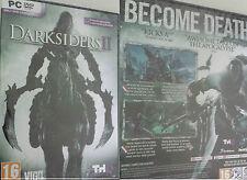 Darksiders 2 II PC Spiel Abenteuerspiel Actionspiel Kampfspiel DEUTSCH spiel Neu