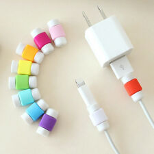 20PCS Protector Saver Cover for Apple iPhone Lightning Charger Cable USB Cord BB