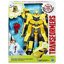 Power Surge Bumblebee and Buzzstrike Transformers Robots in Disguise Mini Con
