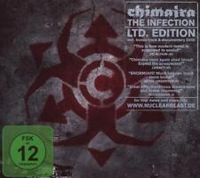 Chimaira - The Infection (Limited Edition CD+DVD 2009) Digipak