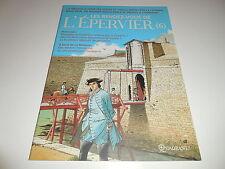 LES RENDEZ-VOUS DE L'EPERVIER TOME 6/ TBE/ PELLERIN