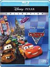 Cars 2 -  Blu Ray ( Disney-Pixar ) NUOVO