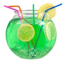 3 Cocktail Fishbowl Fish Bowl 3 litres Party Drink Alcohol Games New Years Eve