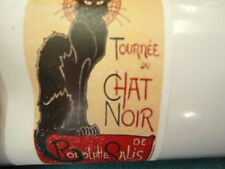 "BLACK CAT Tournee du Chat Noir Lg 34x54"" Advertising Poster Repro FREE S/H"