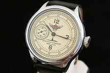 Sea Aviation Vintage military style CCCP navy watch