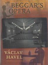 "VACLAV HAVEL ""The Beggar's Opera"" (2001) SIGNED First Printing EXTREMELY RARE"
