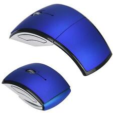 2.4G Wireless Foldable USB Maus 1600DPI Arc Optisch Mouse Microsoft Laptop PC