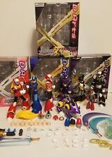 s.h. figuarts D-arts Giant Mega Man X Lot Megaman Zero Bass Darts collection