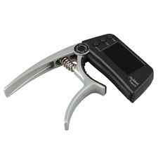 Meideal TCapo20 Professional Acoustic Electric Guitar Capo Tuner